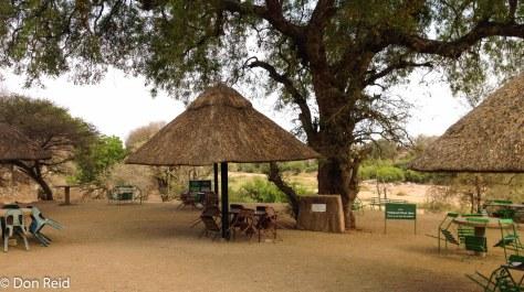 Timbavati picnic spot