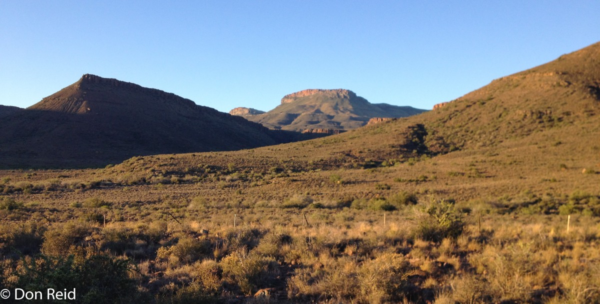 Karoo National Park - Just for a Night