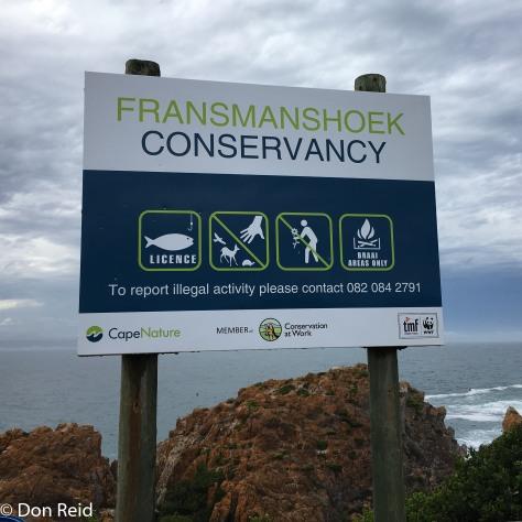 Fransmanshoek Conservancy