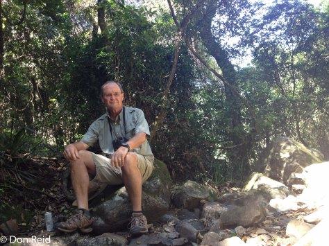 Waterfall trail, Verlorenkloof