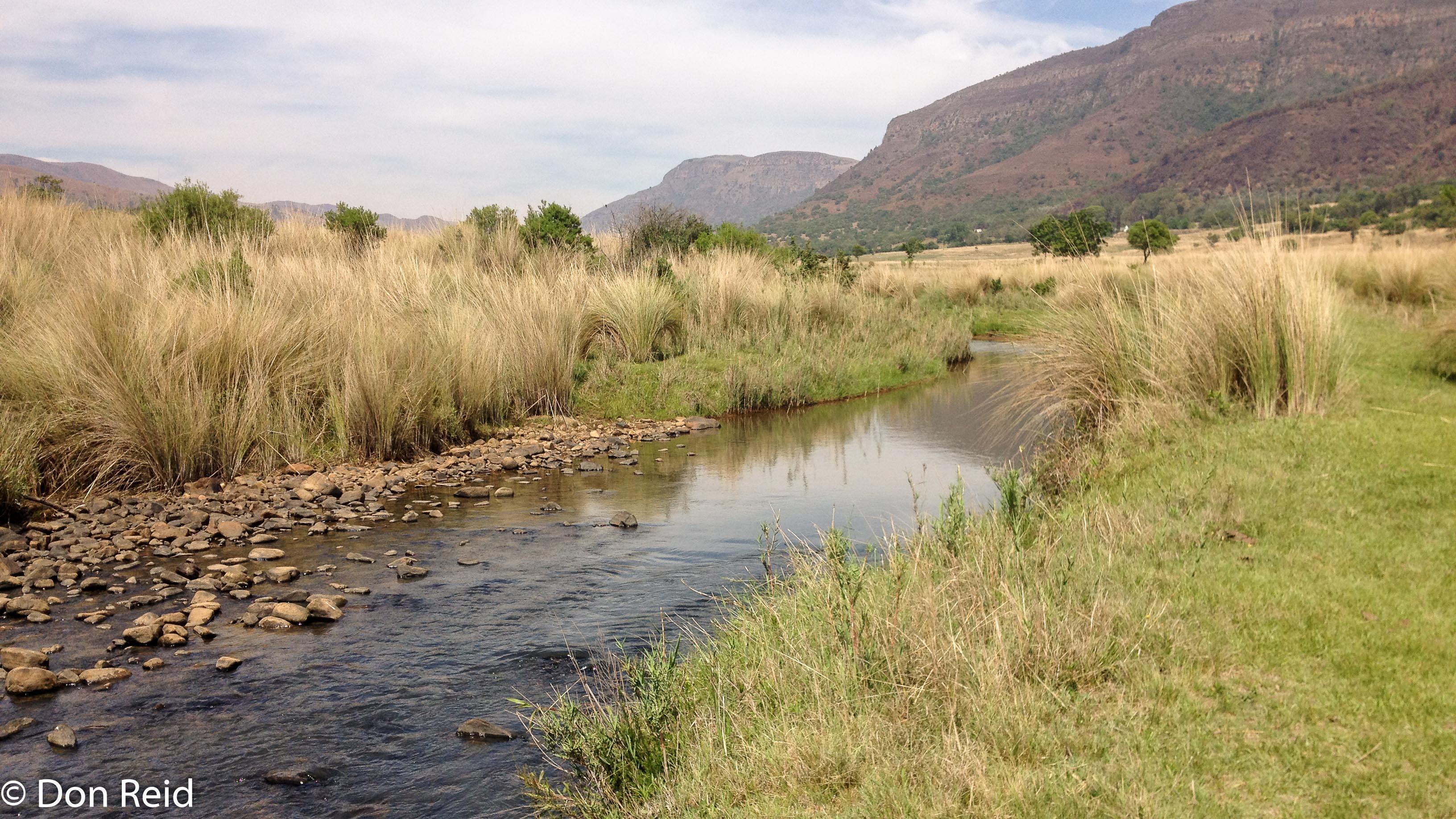 Lower Dam, Verlorenkloof