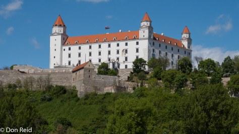 Bratislava - the Castle