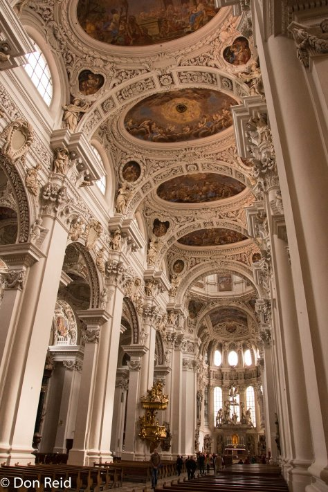 Passau - St Stephan's Cathedral