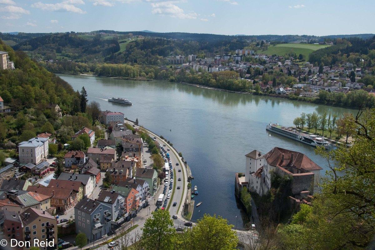 Danube River Cruise - A Taster