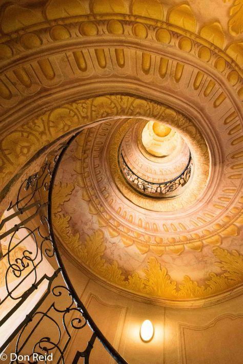 Melk Abbey - stairway to heaven?