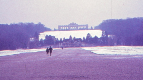 Call back the past - my 1972 photo of Schonbrunn