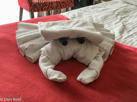 Towel creation