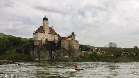 Schloss Schonbuhel, Melk District Austria