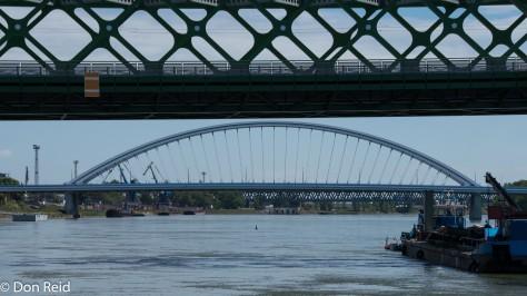 Bridge at Bratislava