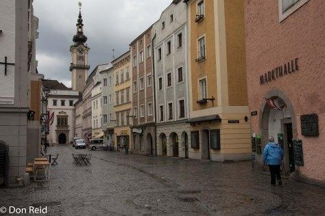 Linz - street scenes