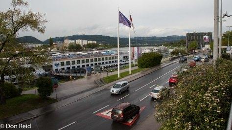 Linz - riverfront