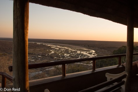 Olifants rest camp, KNP