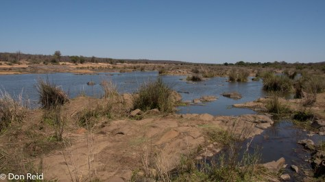 Letaba River walk, KNP