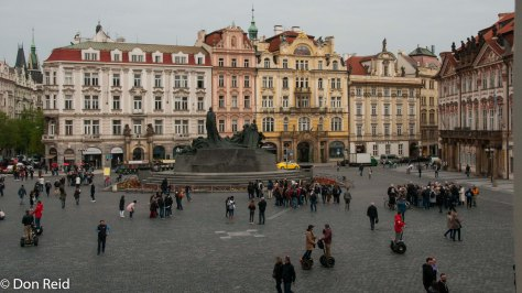 Prague - Old Town Square