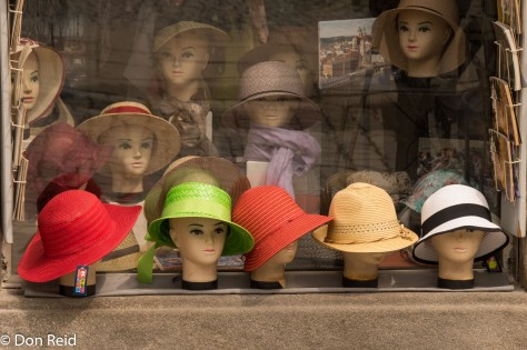 Passau - shop window