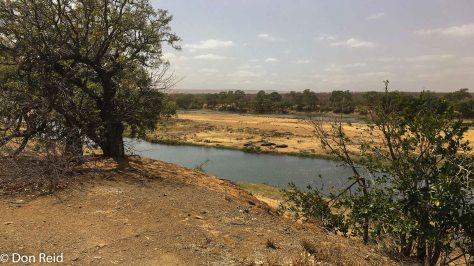 Letaba - Mopani road