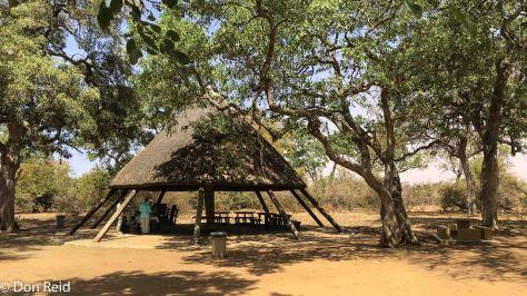 Mooiplaas picnic spot, KNP