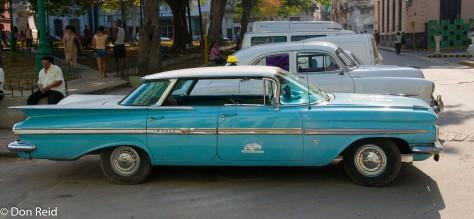 """Classic"" American cars, Havana"