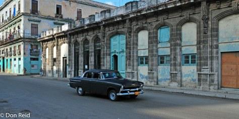 Street scenes, Havana