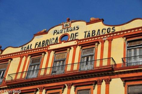 Cigar factory, Havana