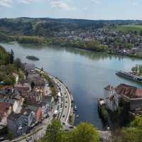 Passau - Where Three Rivers Meet