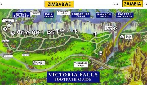 Victoria-Falls-Footpath-Guide