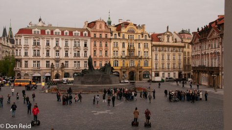 Prague - Old Town Square - north side