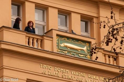Prague - street scenes