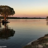 Chobe River and Game Reserve - a Special Place