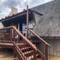Addo Elephant National Park - Stoepsitting